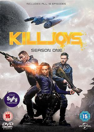 Rent Killjoys: Series 1 Online DVD Rental