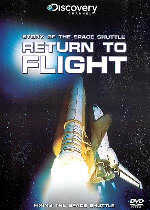 Rent Story of the Space Shuttle: Return to Flight Online DVD Rental