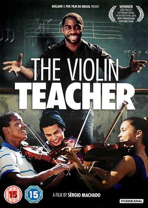 Rent The Violin Teacher (aka Tudo Que Aprendemos Juntos) Online DVD Rental
