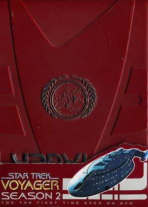 Rent Star Trek: Voyager: Series 2 Online DVD Rental
