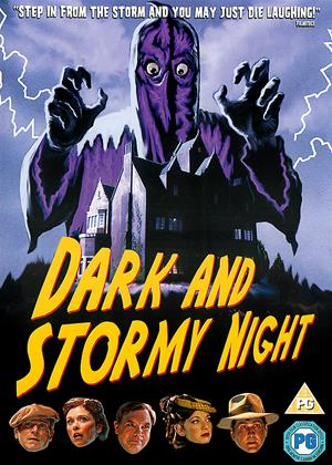 Rent Dark and Stormy Night Online DVD Rental