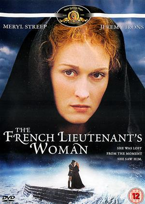 Rent The French Lieutenant's Woman Online DVD & Blu-ray Rental