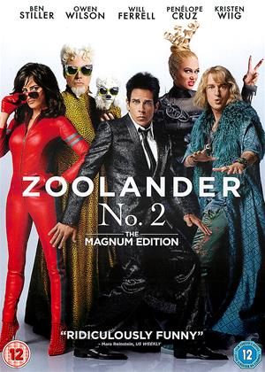 Rent Zoolander No. 2 (aka Zoolander 2) Online DVD & Blu-ray Rental