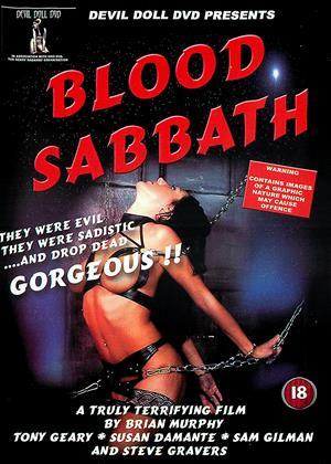 Rent Blood Sabbath (aka Yyalah) Online DVD & Blu-ray Rental