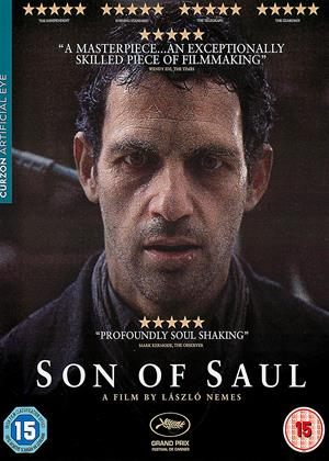 Rent Son of Saul (aka Saul Fia) Online DVD Rental
