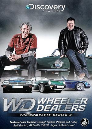 Rent Wheeler Dealers: Series 6 Online DVD Rental