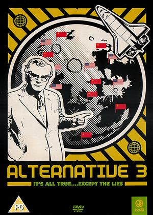 Rent Alternative 3 (aka Science Report: Alternative 3) Online DVD Rental