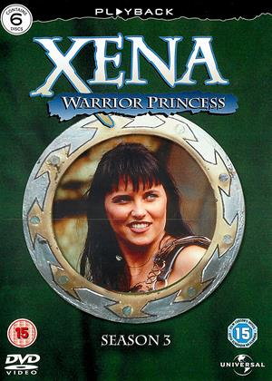 Rent Xena: Warrior Princess: Series 3 Online DVD Rental