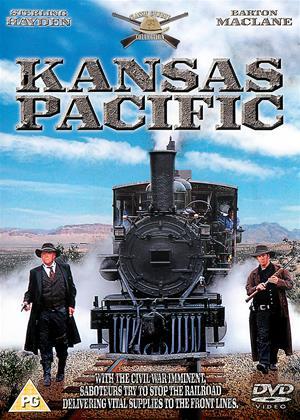 Rent Kansas Pacific Online DVD Rental