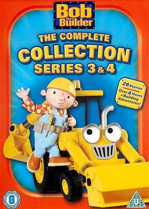 Rent Bob the Builder: Series 3 and 4 Online DVD Rental