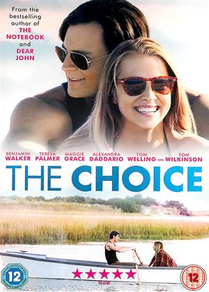 Rent The Choice Online DVD Rental