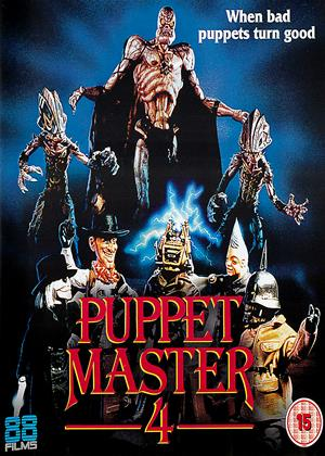 Rent Puppet Master 4 (aka Puppet Master 4: The Demon) Online DVD Rental
