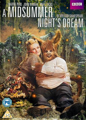 Rent A Midsummer Night's Dream Online DVD Rental