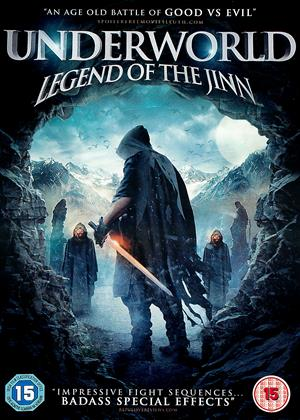 Rent Underworld: Legend of the Jinn (aka Jinn) Online DVD Rental
