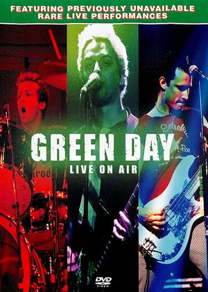 Rent Green Day: Live on Air Online DVD Rental