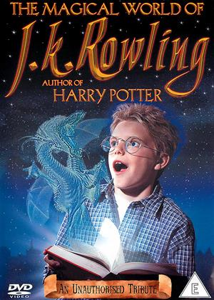 Rent The Magical World of J. K. Rowling (Author of Harry Potter) Online DVD Rental