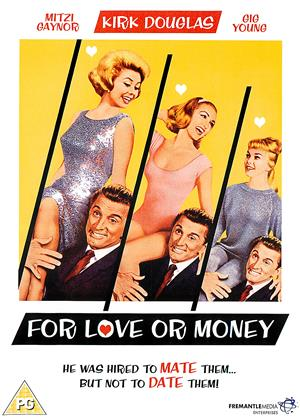 Rent For Love or Money (aka Three on a Match) Online DVD Rental