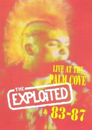 Rent The Exploited: 1983-1987 / Live at the Palm Cove Online DVD Rental