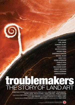 Rent Troublemakers: The Story of Land Art Online DVD Rental