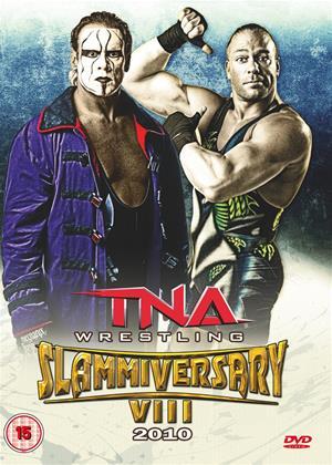 Rent TNA Wrestling: Slammiversary VIII Online DVD Rental
