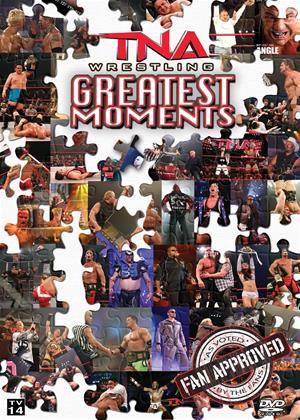 Rent TNA Wrestling's Greatest Moments Online DVD Rental