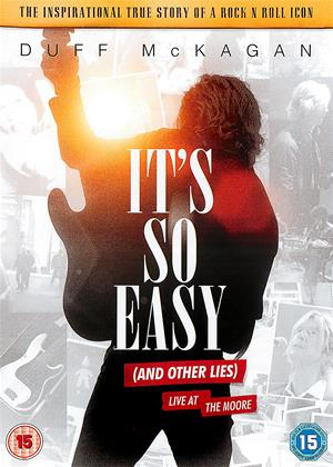 Rent It's So Easy and Other Lies Online DVD Rental