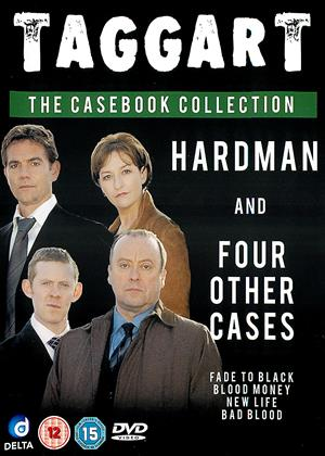 Rent Taggart: Hardman and Four Other Cases Online DVD Rental