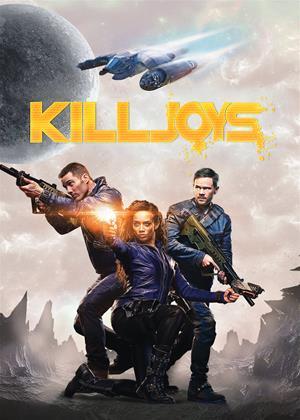 Rent Killjoys Online DVD & Blu-ray Rental
