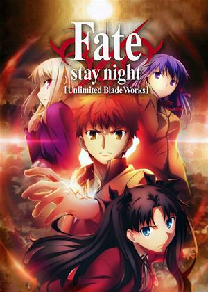 Rent Fate/Stay Night: Unlimited Blade Works Online DVD & Blu-ray Rental