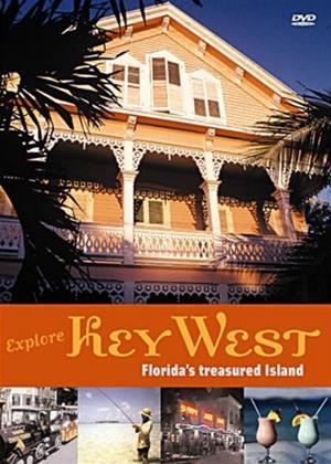 Rent Explore Key West: Florida's Treasured Island Online DVD Rental