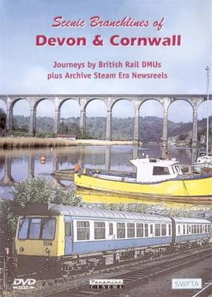 Rent Scenic Branchlines of Devon and Cornwall Online DVD Rental