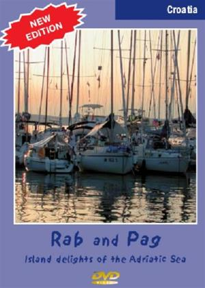 Rent Rab and Pag: Island Delights of the Adriatic Sea Online DVD Rental