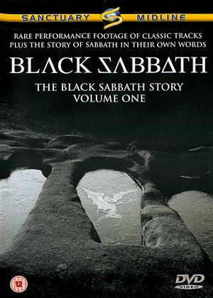Rent Black Sabbath: The Black Sabbath Story: Vol.1 Online DVD Rental