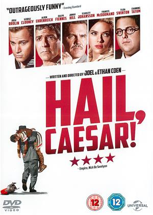 Rent Hail, Caesar! Online DVD Rental