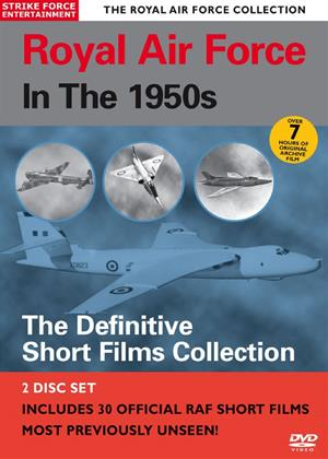 Rent The Royal Air Force in the 1950s: The Definitive Short Films Collection Online DVD Rental