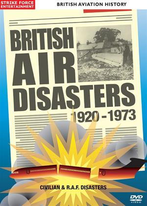 Rent British Air Disasters 1920-1973 Online DVD Rental