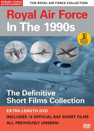 Rent The Royal Air Force in the 1990s: The Definitive Short Films Collection Online DVD Rental