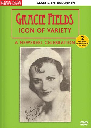 Rent Gracie Fields: Icon of Variety - A Newsreel Celebration Online DVD Rental