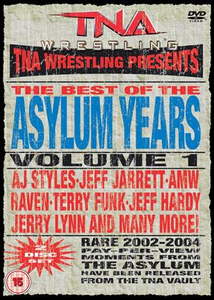 Rent TNA: The Best of the Asylum Years: Vol.1 Online DVD Rental