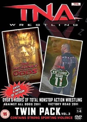 Rent TNA Wrestling: Against All Odds 2011 / Victory Road 2011 Online DVD Rental