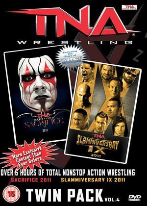 Rent TNA Wrestling: Sacrifice 2011 / Slammiversary 2011 Online DVD Rental