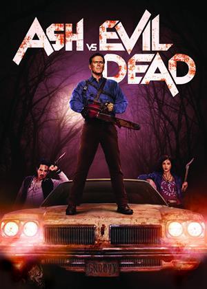 Rent Ash vs. Evil Dead Online DVD & Blu-ray Rental