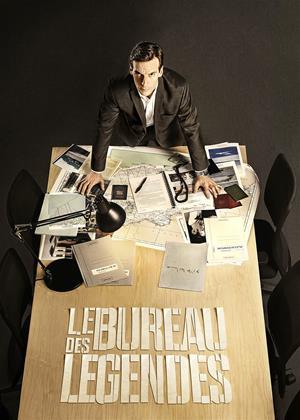 Rent The Bureau (aka Le Bureau des Légendes) Online DVD & Blu-ray Rental