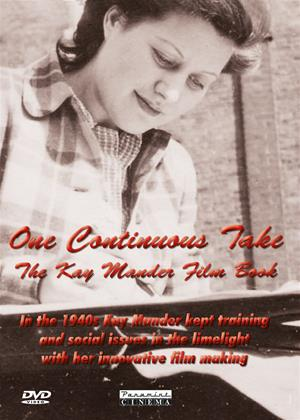 Rent One Continuous Take: The Kay Mander Film Book Online DVD Rental