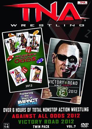 Rent TNA Wrestling: Against All Odds / Victory Road 2012 Online DVD Rental