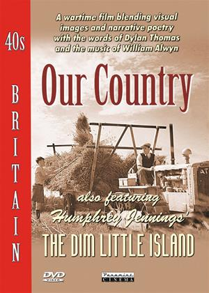 Rent 40s Britain: Our Country / The Dim Little Island Online DVD Rental