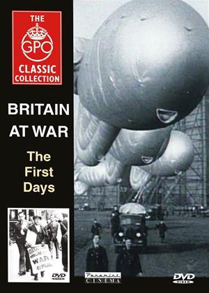 Rent Britain at War: The First Days Online DVD Rental