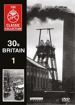 Rent 30's Britain: Vol.1: GPO Classic Collection Online DVD Rental