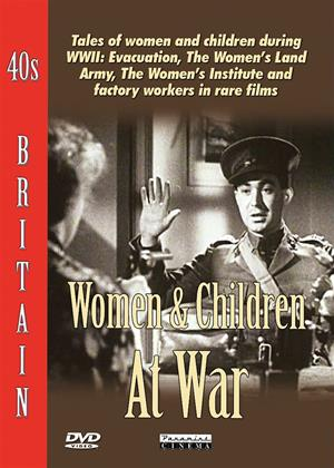Rent 40s Britain: Women and Children at War Online DVD Rental