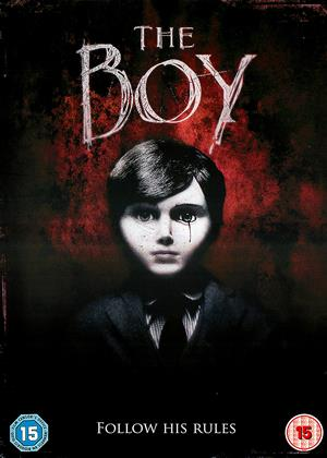 Rent The Boy (aka The Inhabitant) Online DVD Rental